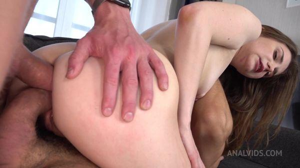 LegalP0rno - DAP Bella Grey - Double Ass Fuck - Balls Deep Anal - Cum in Her Mouth VK072 with Bella Grey (HD/720p) [2021]