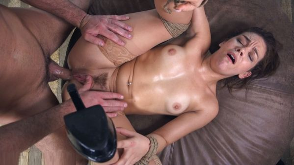 Kimber Woods - Anal Extortion
