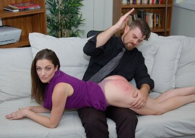 FirmHandSpanking - Lily James - Discipline Counselor - S