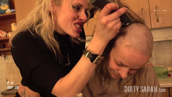 Dirty Sarah  - DirtySarah - Filthy Hair Salon (UltraHD/4K 2160p) [2021]