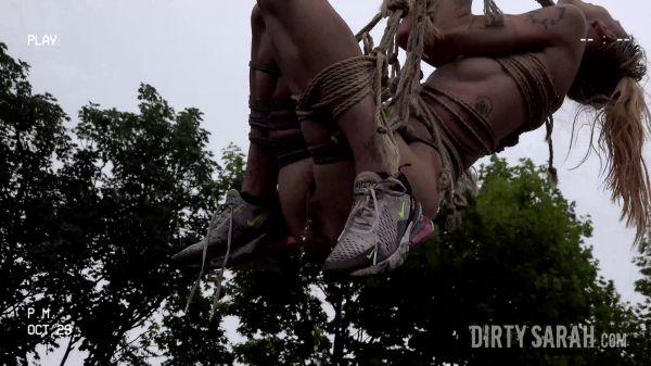 Dirty Sarah  - DirtySarah - The Dirty Fucking Crane Operator (UltraHD/4K 2160p) [2021]
