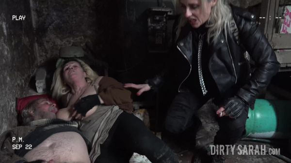 Dirty Sarah  - DirtySarah - Homeless Hole (UltraHD/4K 2160p) [2021]
