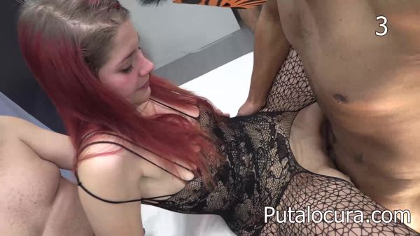 PutaLocura: Gisela - CreampieGangBang (18.06.2021)  (FullHD/1080p)
