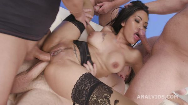 Polly Pons - Balls Deep in Lingerie, Polly Pons, 4on1, ATM, DAP, No Pussy, Big Gapes, Gapefarts, Almost ButtRose, Facial, Creampie GIO1883 [HD 720p] (LegalP0rno)