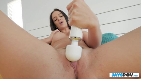 Alice Visby - Sexy All Natural Worships My Cock - 4k