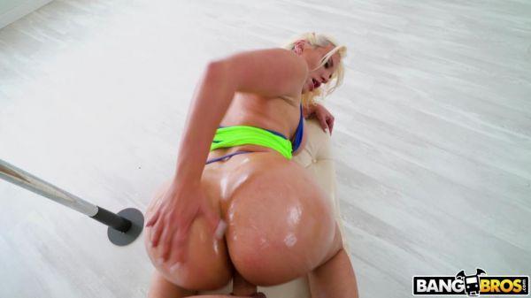 Blondie Fesser - Blondies Perfect Booty - 4k