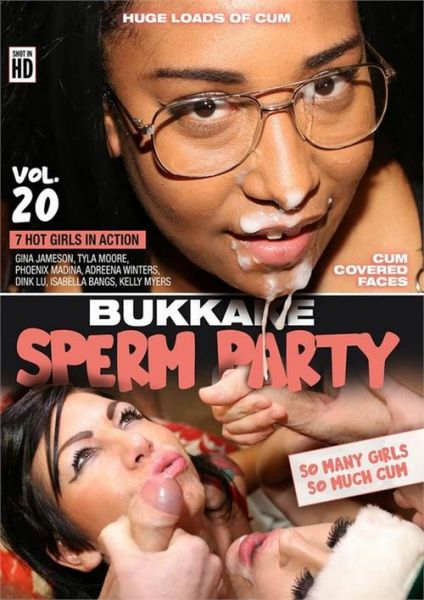 Bukkake - Bukkake Sperm Party 20 with Adreena Winters, Tyla Moore, Dink Lu, Isabella Bangs, Phoenix Madina, Kelly Myers, Gina Jameson (FullHD/1080p) [2021]