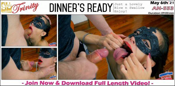 Argentinanaked: Trinity - Dinner's Ready - AN-553 (06.05.2021) (FullHD/1080p)