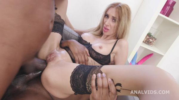 LegalP0rno - Black Meat Matter, Anita Blanche, 2on1, BBC, Anal Fisting, ATM, DAP, Gapes, ButtRose, Creampie Swallow, Cum in Mouth GL498 with Anita Blanche (HD/720p) [2021]