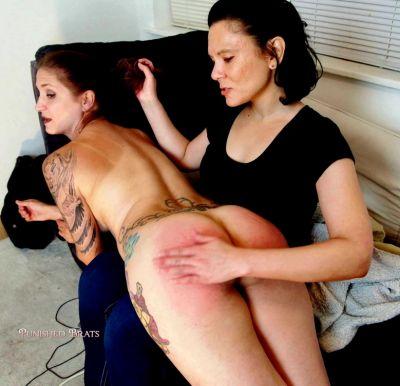 PunishedBrats – Sofa Sex Part 2