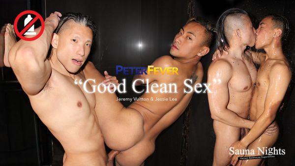 PF - Jeremy & Jessie - Sauna Nights 2 Good Clean Sex