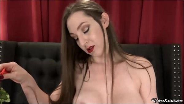 Kristi - Give Auntie a Kiss Under the Mistletoe - Virtual Sex