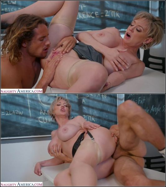 Dee Williams  - Professor Dee Williams Helps Are Student Focus... On Her Huge Tits And Wet Pussy  (HD 720p) [2021]