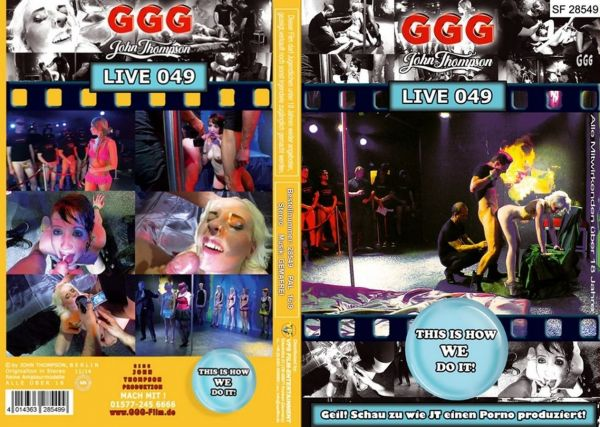 [SF 28549] Live #49 [GermanGooGirls] Cony Clay