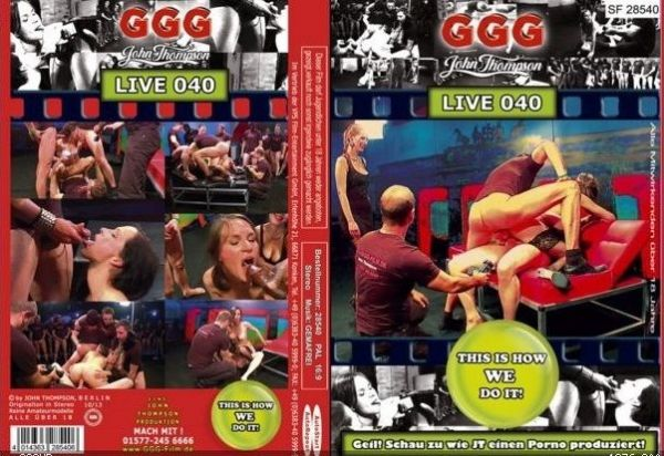 [SF 28540] Live #40 [GermanGooGirls] Viktoria