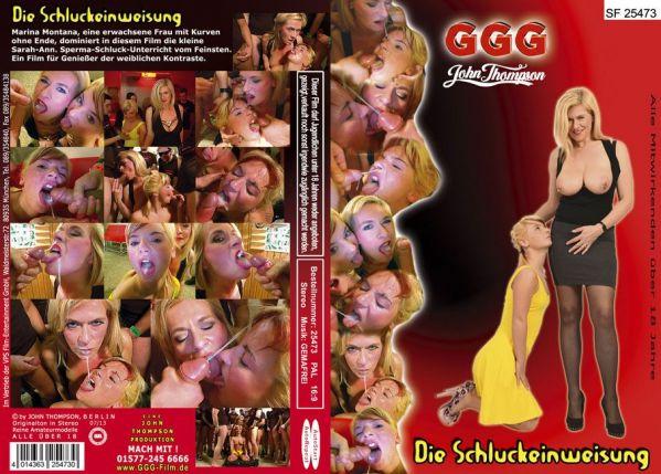 [SF 25473] Die Schluckeinweisung [GermanGooGirls] Marina Montana