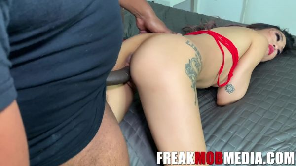 Interracial -  Tiny Asian Super Soaker with Minnie Scarlet (FullHD/1080p) [2021]