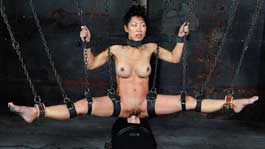 Infernal Restraints – Please and Thank You – Tia Ling