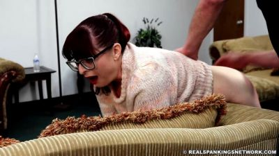 RealSpankings - Isabella Is Late Again (part 1 Of 2)