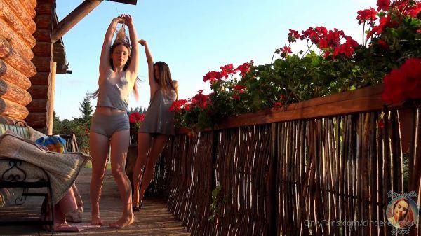 CinderellaStory Juliet-Summer Beautiful Sunrise 3 set and video
