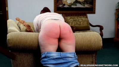 Real Spankings – Isabella Is Late Again (part 2 Of 2)
