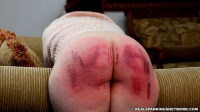 RealSpankings - Isabella Is Late Again (part 2 Of 2)
