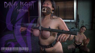 Real Time Bondage – Dana's Plight Part Three – Dana Vixen