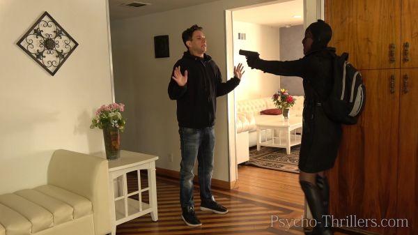 Nylon Burglar - Jennifer White - Psycho Thrillers Films