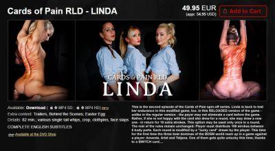 ElitePain – Cards of Pain RLD – Linda