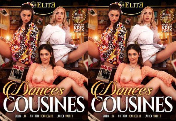 Douces Cousines - Victoria Beauregard - JacquieEtMichelElite