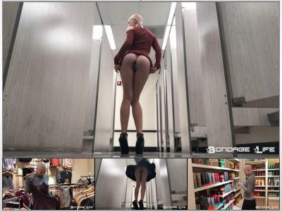 Bondage Life – Shopping Trip Rachel Greyhound
