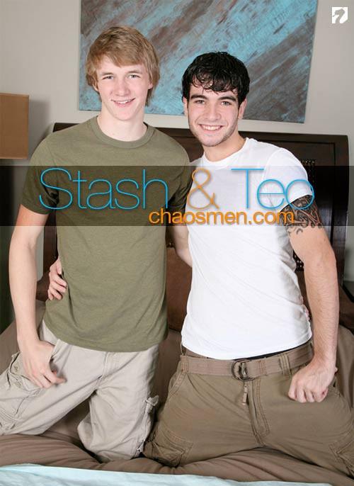 CM - Stash & Teo Wrapped