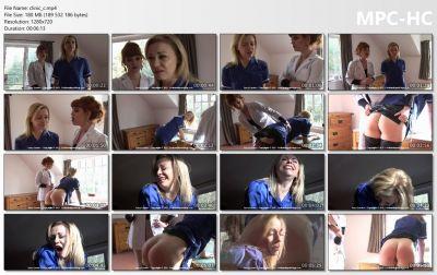 FirmHandSpanking - Lucy Lauren - The Clinic - C