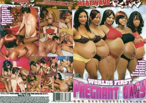 Worlds First Pregnant Orgy - Nyeema Knoxx - Heatwave