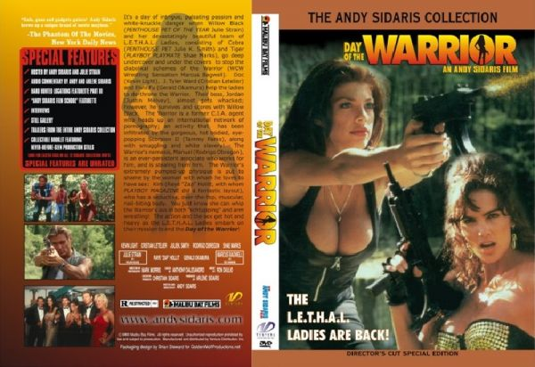 Day Of The Warrior - Shae Marks - Malibu Bays Film