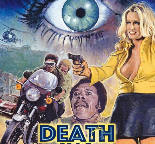 Death Has Blue Eyes - Maria Aliferi - Taurus Film