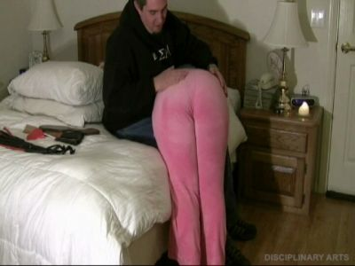 An Evening With Lily & Robert – Part One: Hard, Fun, Sexy Unedited Spanking