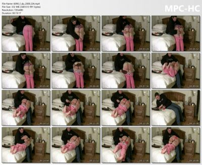 An Evening With Lily & Robert - Part One: Hard, Fun, Sexy Unedited Spanking
