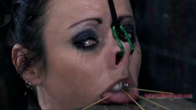 Infernal Restraints – Bratty Whore – Moxxie Maddron
