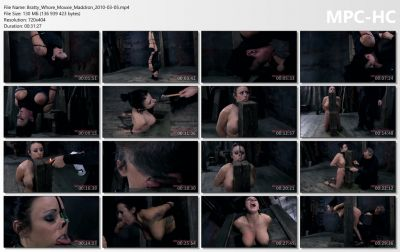 Infernal Restraints - Bratty Whore - Moxxie Maddron