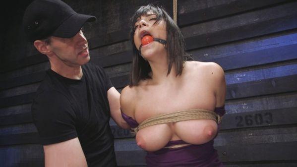 New Slave Training Violet Starr