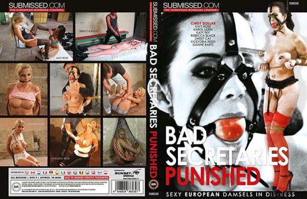 Bad Secretaries Punished - Karol Lilien - Submissed