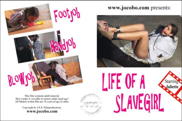 Life Of A Slavegirl - Juliette - JSS Filmproductions
