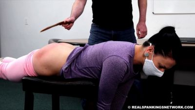 Devin Jade - Devin's Two Part Punishment By The Dean (part 2 Of 2)