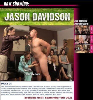 CfnmTV – Jason Davidson Part 3