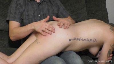 DisciplinaryArts - Kaseys Nude Aftercare