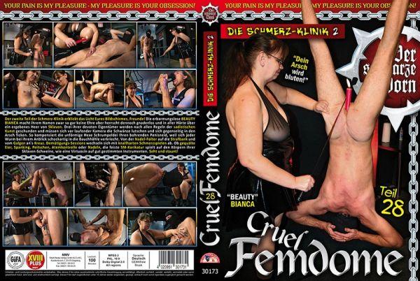 Cruel Femdome Teil 28 - Beauty Bianca - Multi Media Verlag