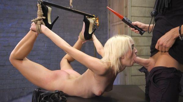 Training Of A Bondage Slave: Eliza Jane Day Two