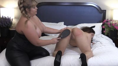 Worstbehaviorproductions - Cropped, Paddled And Penalty Swats For Bad Bunny Pt2