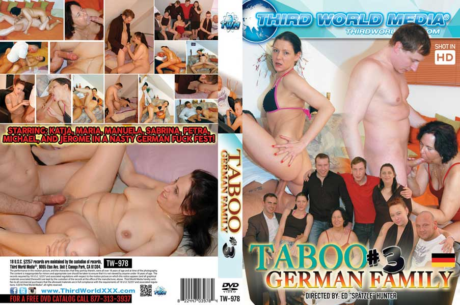 Taboo German Family #3 - Manuela - Third World Media